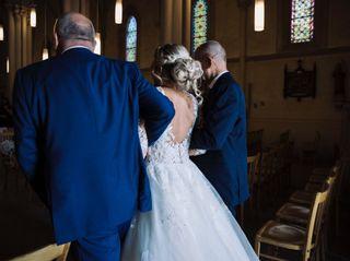 Le mariage de Faustine et Walter 1