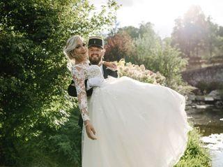 Le mariage de Faustine et Walter