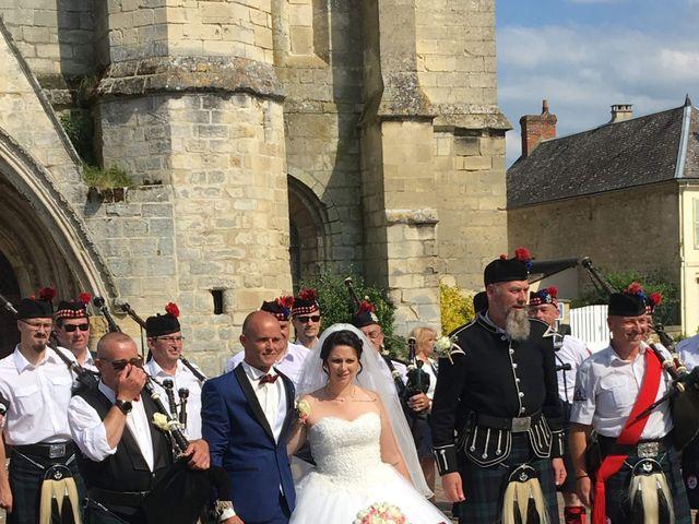 Le mariage de Yohann et Morgane  à Cires-lès-Mello, Oise 9