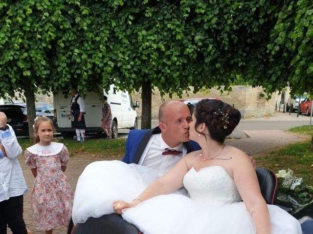 Le mariage de Yohann et Morgane  à Cires-lès-Mello, Oise 14