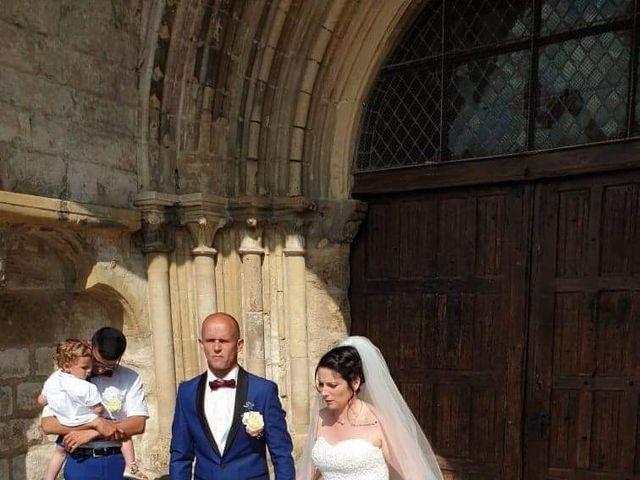 Le mariage de Yohann et Morgane  à Cires-lès-Mello, Oise 15