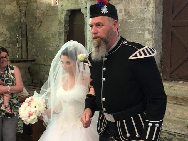 Le mariage de Yohann et Morgane  à Cires-lès-Mello, Oise 17