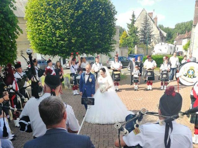 Le mariage de Yohann et Morgane  à Cires-lès-Mello, Oise 21