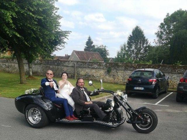 Le mariage de Yohann et Morgane  à Cires-lès-Mello, Oise 23