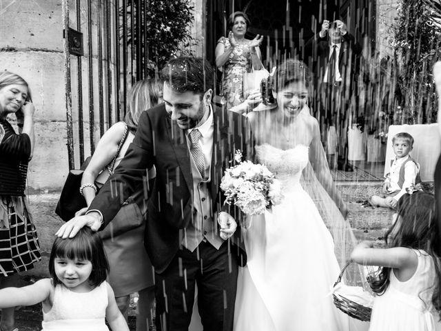 Le mariage de Romina et Gianmi