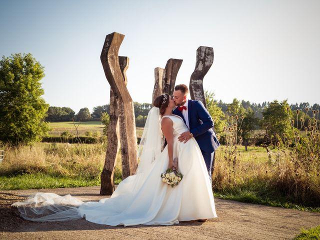 Le mariage de Amandine et Luc