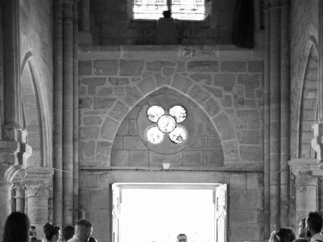 Le mariage de Julien et Léa à Livry-sur-Seine, Seine-et-Marne 9