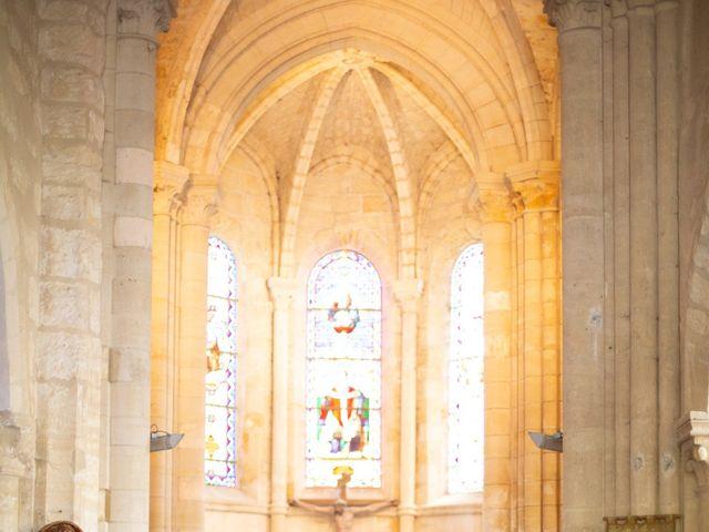 Le mariage de Julien et Léa à Livry-sur-Seine, Seine-et-Marne 10