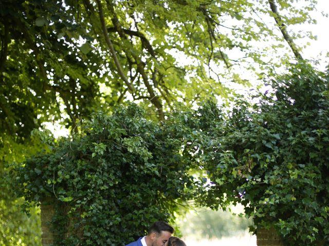 Le mariage de Julien et Léa à Livry-sur-Seine, Seine-et-Marne 14