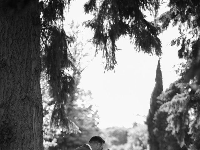 Le mariage de Julien et Léa à Livry-sur-Seine, Seine-et-Marne 17