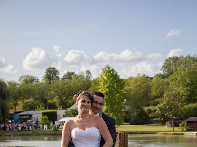 Le mariage de Cédric et Emilie à Châtillon-sur-Cher, Loir-et-Cher 5
