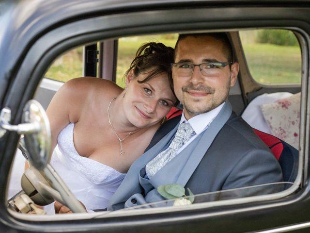 Le mariage de Cédric et Emilie à Châtillon-sur-Cher, Loir-et-Cher 7