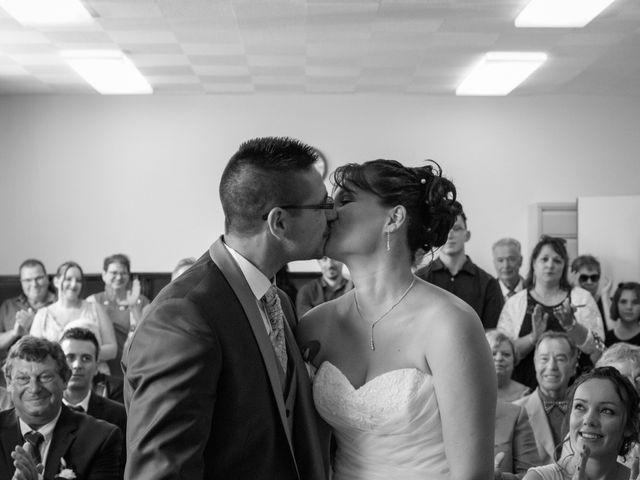 Le mariage de Cédric et Emilie à Châtillon-sur-Cher, Loir-et-Cher 17