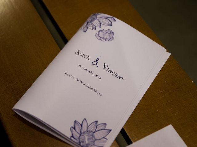 Le mariage de Vincent et Alice à Pont-Saint-Martin, Loire Atlantique 10