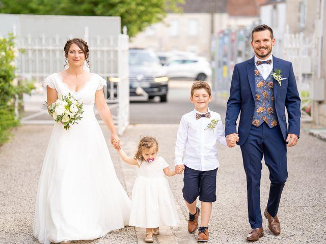 Le mariage de Sylvain et Emilie à Chevilly, Loiret 4