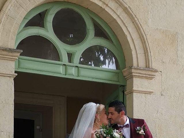 Le mariage de Nicolas et Amandine à Saint-Gilles, Gard 8
