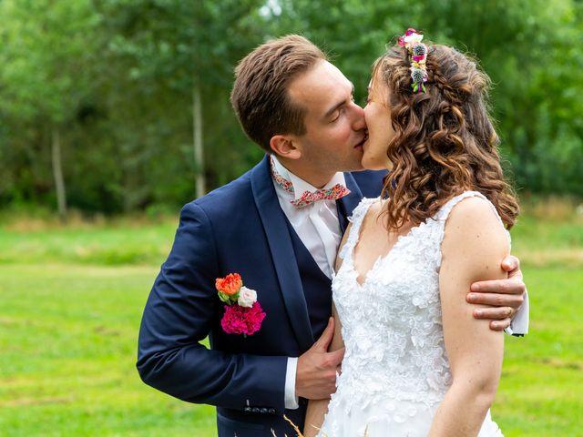 Le mariage de Antoine et Laurine à Surgères, Charente Maritime 6