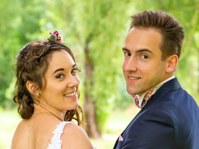 Le mariage de Antoine et Laurine à Surgères, Charente Maritime 8