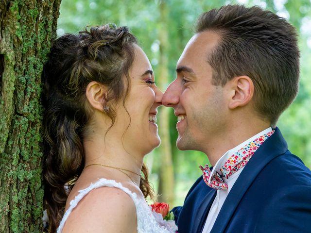 Le mariage de Antoine et Laurine à Surgères, Charente Maritime 12