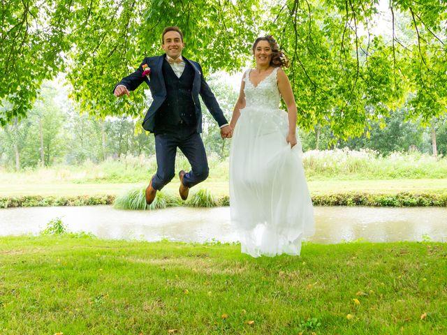 Le mariage de Antoine et Laurine à Surgères, Charente Maritime 14