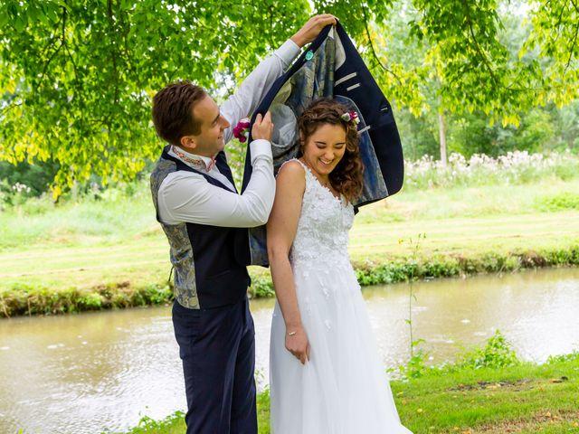 Le mariage de Antoine et Laurine à Surgères, Charente Maritime 15