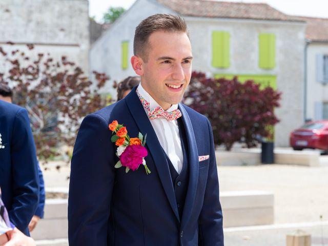 Le mariage de Antoine et Laurine à Surgères, Charente Maritime 64