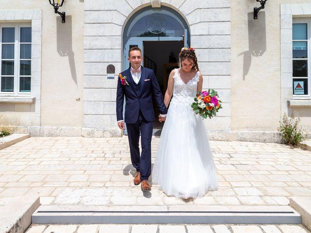Le mariage de Antoine et Laurine à Surgères, Charente Maritime 68