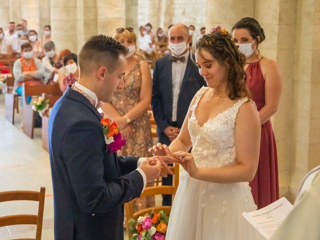 Le mariage de Antoine et Laurine à Surgères, Charente Maritime 70