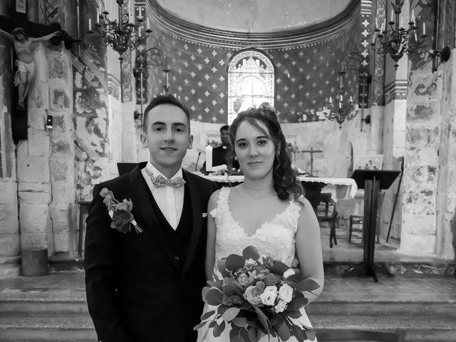Le mariage de Antoine et Laurine à Surgères, Charente Maritime 75