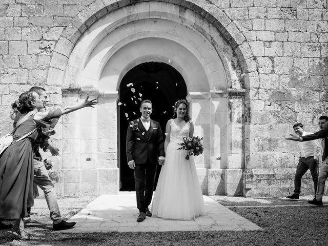 Le mariage de Antoine et Laurine à Surgères, Charente Maritime 77