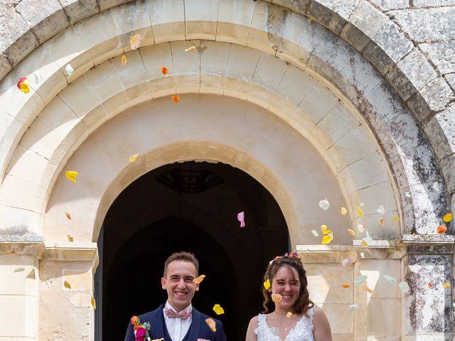 Le mariage de Antoine et Laurine à Surgères, Charente Maritime 78