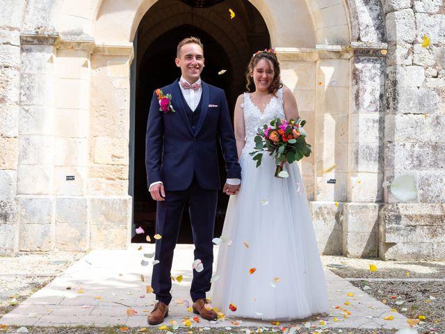 Le mariage de Antoine et Laurine à Surgères, Charente Maritime 79