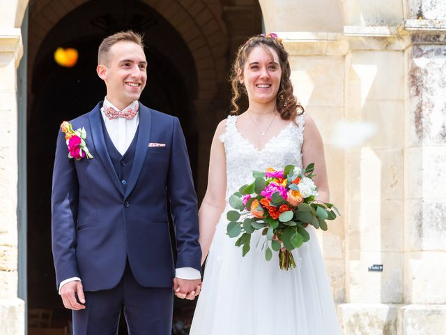 Le mariage de Antoine et Laurine à Surgères, Charente Maritime 80