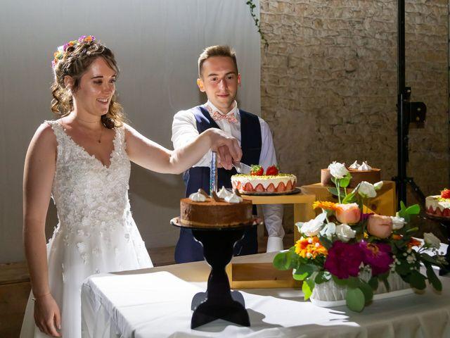 Le mariage de Antoine et Laurine à Surgères, Charente Maritime 99