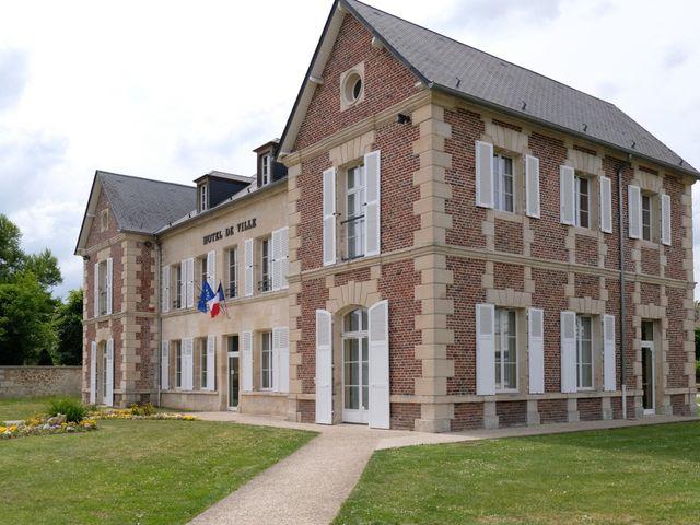 Le mariage de Mathieu et Tiffany à Bailleval, Oise 2