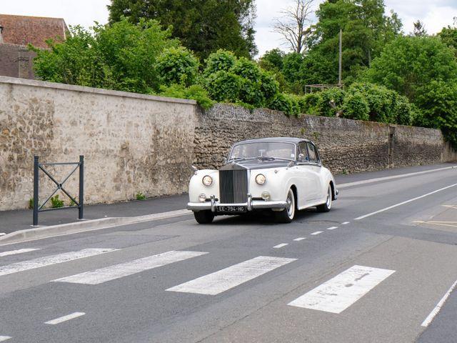 Le mariage de Mathieu et Tiffany à Bailleval, Oise 3