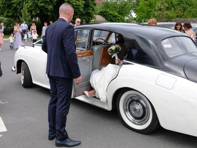 Le mariage de Mathieu et Tiffany à Bailleval, Oise 6