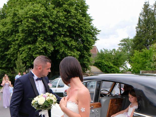 Le mariage de Mathieu et Tiffany à Bailleval, Oise 7