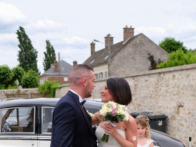 Le mariage de Mathieu et Tiffany à Bailleval, Oise 9