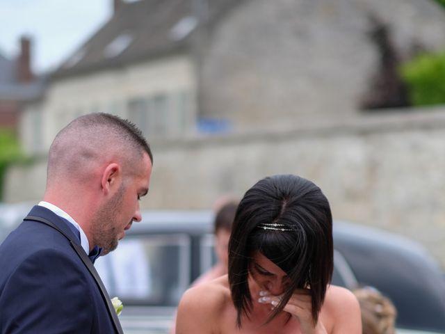 Le mariage de Mathieu et Tiffany à Bailleval, Oise 12