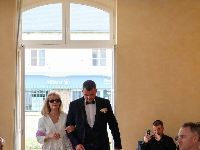Le mariage de Mathieu et Tiffany à Bailleval, Oise 14