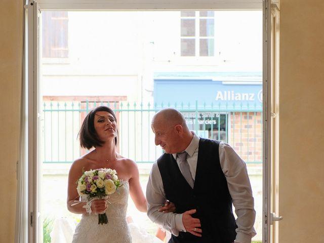 Le mariage de Mathieu et Tiffany à Bailleval, Oise 16