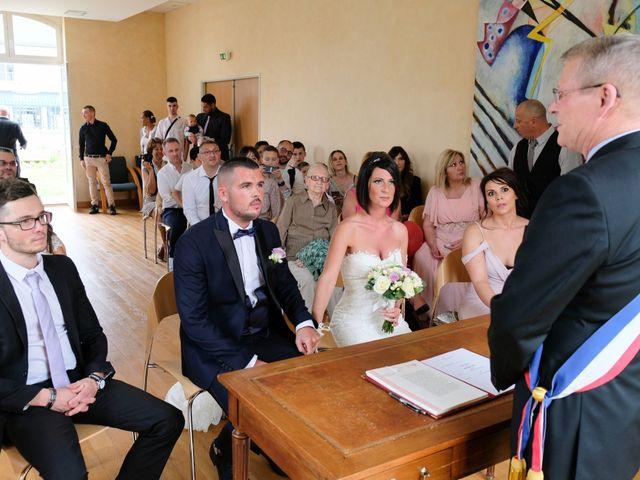 Le mariage de Mathieu et Tiffany à Bailleval, Oise 24
