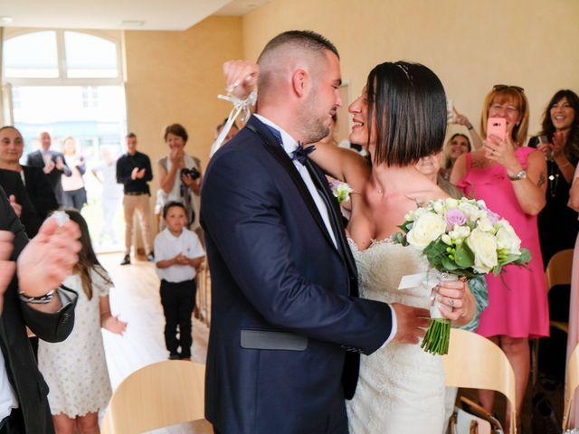 Le mariage de Mathieu et Tiffany à Bailleval, Oise 32