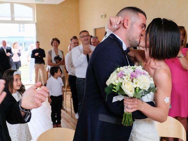 Le mariage de Mathieu et Tiffany à Bailleval, Oise 33