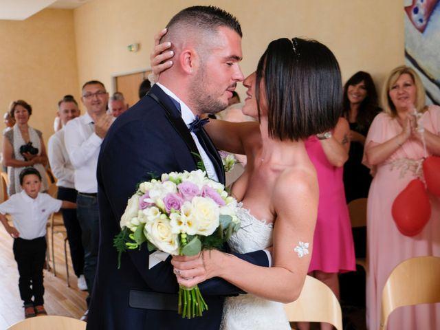 Le mariage de Mathieu et Tiffany à Bailleval, Oise 34