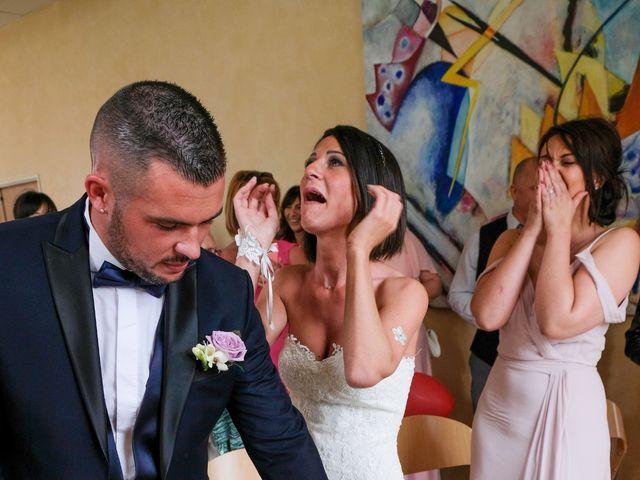 Le mariage de Mathieu et Tiffany à Bailleval, Oise 36