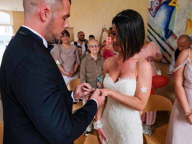 Le mariage de Mathieu et Tiffany à Bailleval, Oise 38