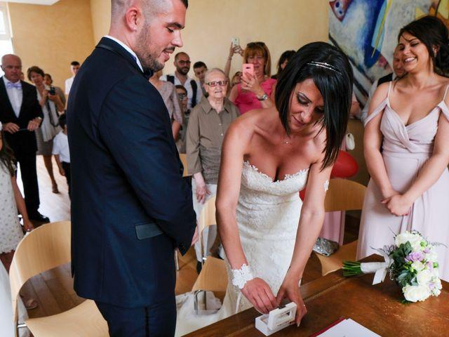 Le mariage de Mathieu et Tiffany à Bailleval, Oise 39