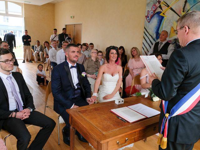 Le mariage de Mathieu et Tiffany à Bailleval, Oise 44